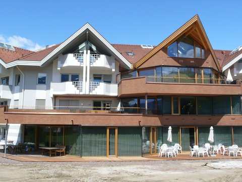 Mid-Pusteria Valley residential and care facility