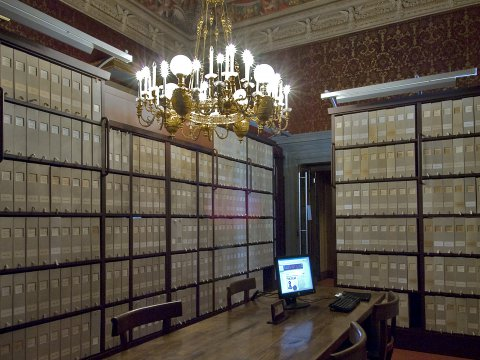 Florence Institute for the History of Art / Max Planck Society, Photo Collection at the Palazzo Grifoni Budini Gattai